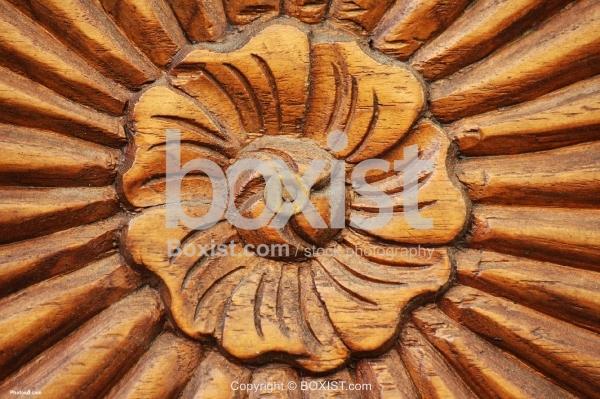 Wood Door Art