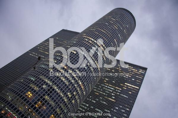 Skyscraper Building View