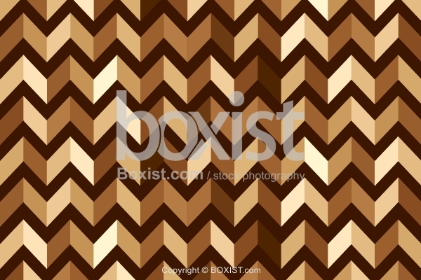 Brown ZiZag Patterns Background