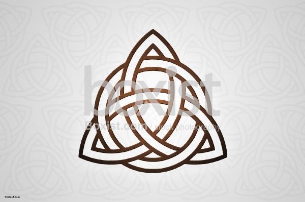 Triquetra Trinity Knot