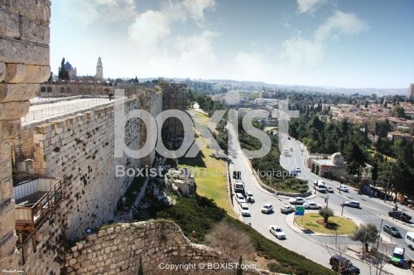 West Walls of Jerusalem