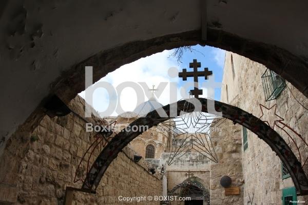 Old City Jerusalem Churches