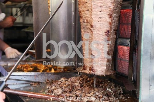 Shawarma Roll Meat