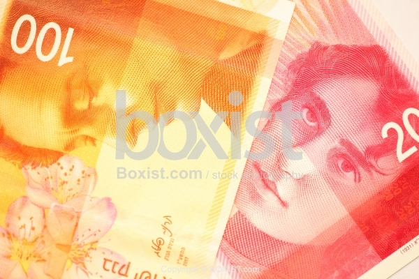 Women Portraits Featured On New Israeli Shekels Money