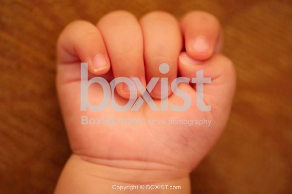Small Baby Hand