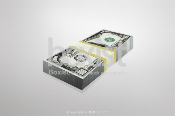 Stack Of One Thousand Dollars