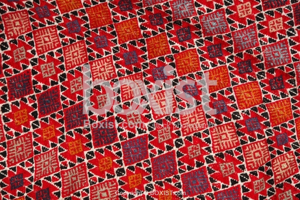 Traditional Embroidery Patterns Background