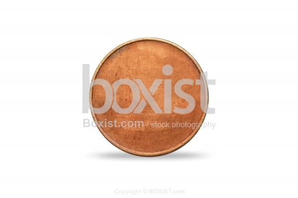 Blank Copper Coin