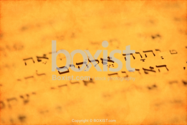Elohim Hebrew Name Text From Bible