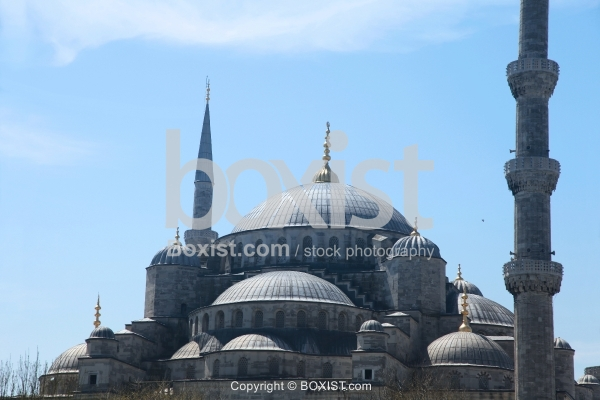 Domes of the Istanbul