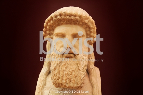 Marble Statue of Alkamenes Hermes