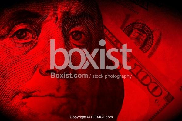 One Hundred Dollar Benjamin Franklin Concept Design