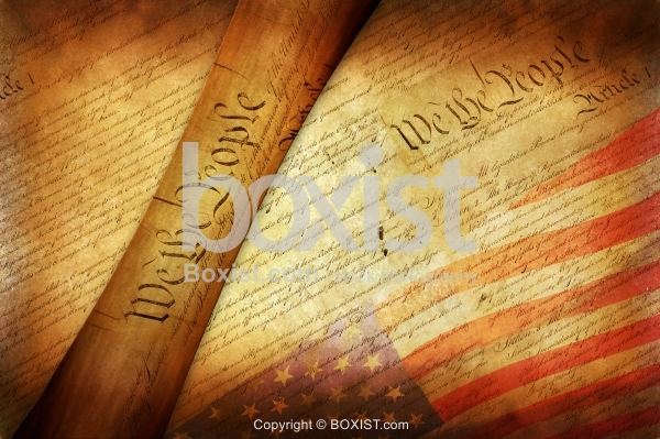 American Constitution Concept Design