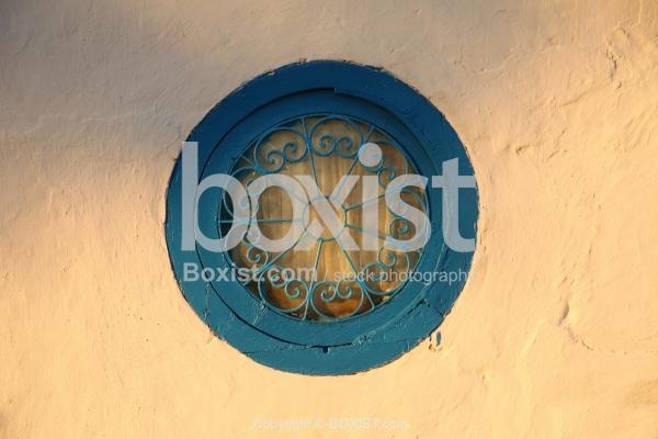 Round Circular Window