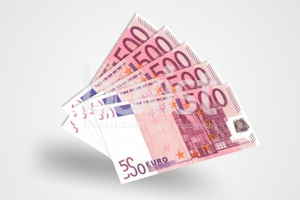 500 Euro Money