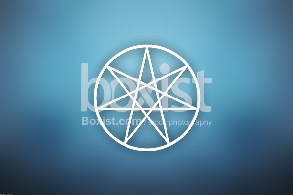 7 Pointed Star
