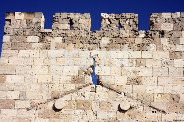 Wall of the City