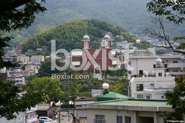 View Over Nagasaki City