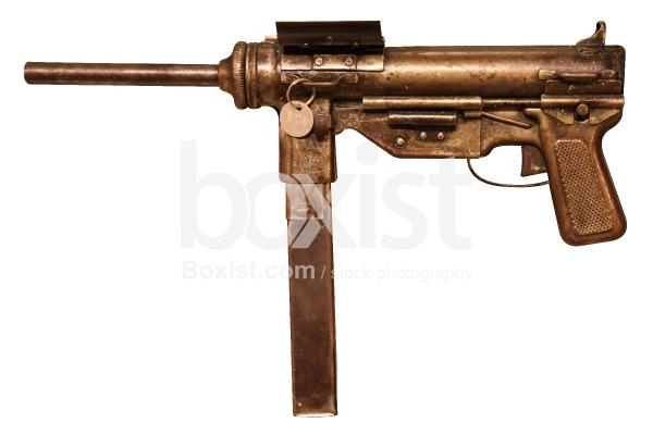 Vintage Carl Gustav Submachine Gun