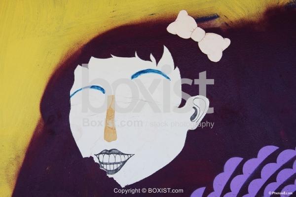 Faceless Paint